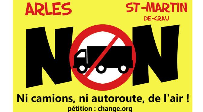 Contournement autouroutier : Nacicca lance une pétition